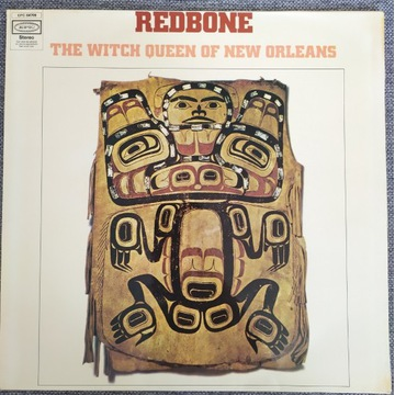 REDBONE THE WITCH QUEEN OF NEW ORLEANS winyl