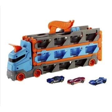 Hot wheels transporter autek NOWOŚĆ 2021