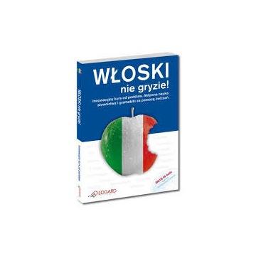 Włoski nie gryzie - podręcznik+CD
