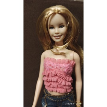 Lalka LeAnn Rimes piosenkarka Mattel barbie