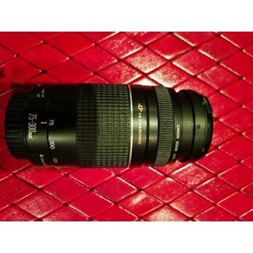 Canon EF EF-S 75-300 4,0-5,6 III USM