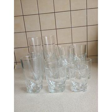 Zestaw 18 szklanek