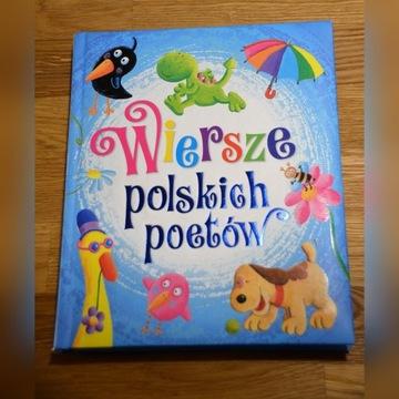 """""""Wiersze polskich poetów"""" - wyd. Olesiejuk / Nowa"""