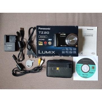 Panasonic Lumix DMC-TZ20 3D