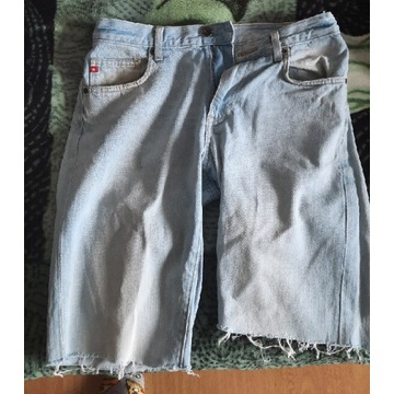 Spodnie krótkie