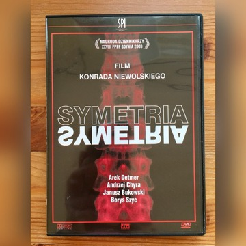SYMETRIA (reż. K. NiewolskiI (DVD)