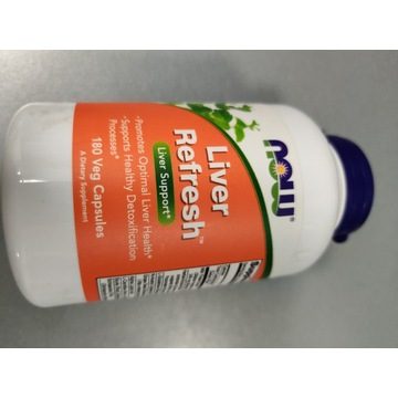 Now Foods Liver Refresh Support 180 vcaps z USA