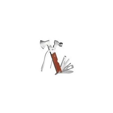MULTITOOL Scyzoryk nóż MOTEK Siekiera MŁOTEK