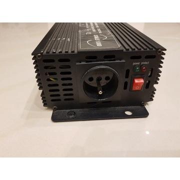 Przetwornica 24 230V 1000W sinus VOLT