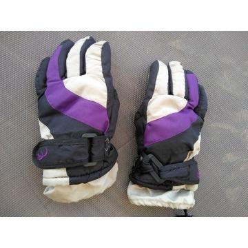 Rękawiczki ocieplane ok.6 lat