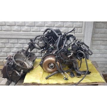 Silnik Renault 2.0 8V + Automat.Skrz.Bieg. AD4-030