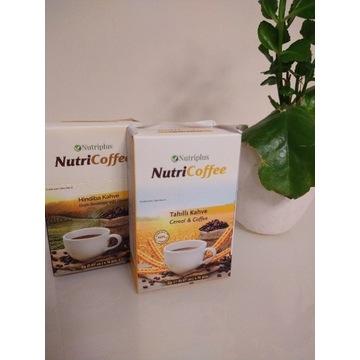 Nutriplus zestaw kawa z cykorią + kawa zbożowa HIT