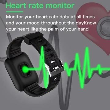 Fitpro smartwatch dla aktywnych