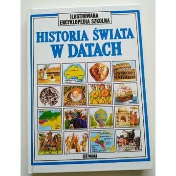 Ilustrowana encyklopedia Historia świata w datach