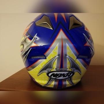 Kask motocyklowy Naxa rozmiar xs