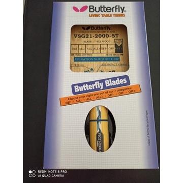 Deska Butterfly VSG21-2000-ST OFF+