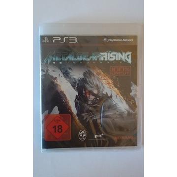 Metal Gear Rising Revengeance PS3 Folia