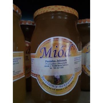 Miód faceliowy 900 ml