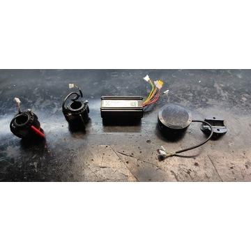 Sterownik wyświetlacz hulajnoga elektryczna 24v