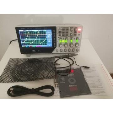Oscyloskop cyfrowy VOLTCRAFT DSO-1104F, 100 MHz