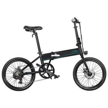 Rower Elektryczny skladany 20 cali 10Ah 25 i 40kmh