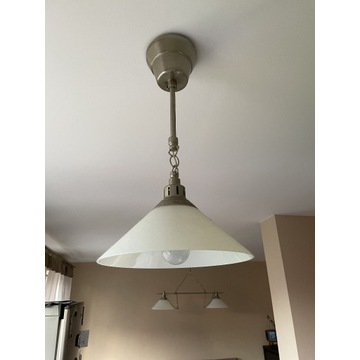 Lampa wisząca pojedyncza, gwint E27