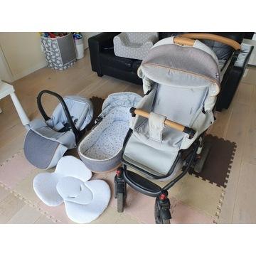 Wózek Adamex Vicco 3w1