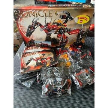 LEGO ZESTAW 8996 Bionicle Skopio XV-1 UNIKAT