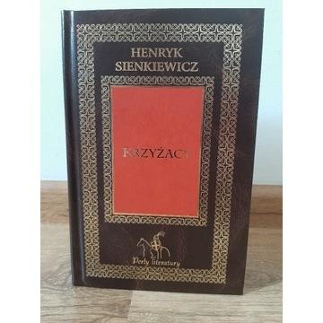 """""""Krzyżacy """" Henryk Sienkiewicz"""