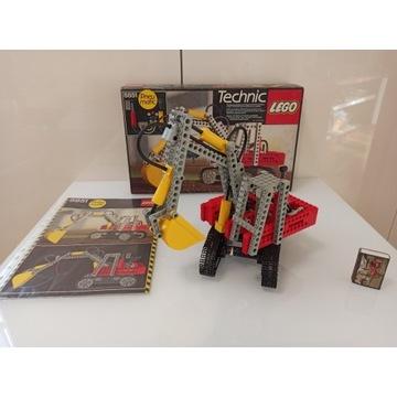 Lego Technic 8851 - Excavator, koparka