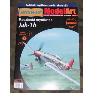 Answer - Jak-1B