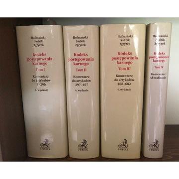Kpk. Hofmański, Sadzik, Zgryzek, w.4, CH Beck