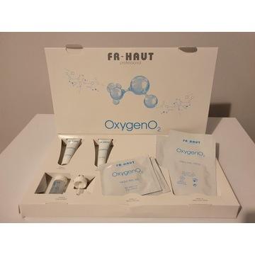 Profesjonalny zabieg FrHaut OxygenO2 nawilżanie