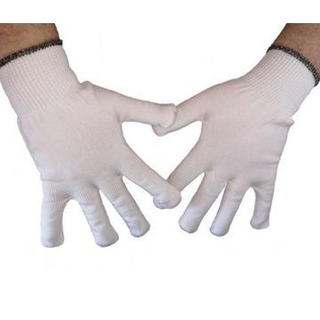 rękawiczki obronne wielorazowe+ jony srebra