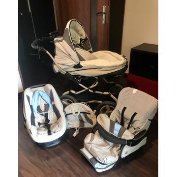 Wózek dziecięcy Bebecar 3w1 Stylo AT