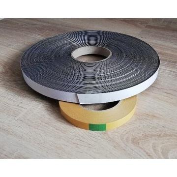 Taśma magnetyczna samoprzylepna 19 mm x 30 mb