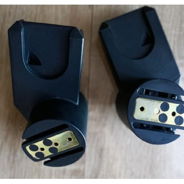 adaptery do wózka Quinny Zapp  fotelika Maxi Cosi