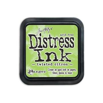 Distress Ink - tusz -Twisted Citron