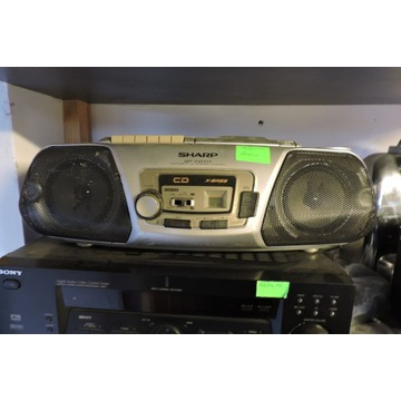 Radio SHARP QT-CD111 x-bass