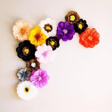 Ściana kwiatów -20% prezent dzień matki zdjęcie