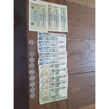50 groszy przedwojenne,banknoty