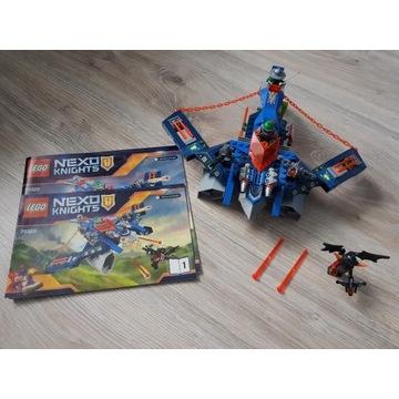LEGO 70320 Nexo Knights - Myśliwiec V2 Aarona