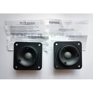 Głośnik Tonsil GDWK 9/120  wysokotonowy kopułkowy