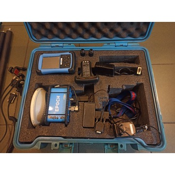 GPS Spectra Precision EPOCH 25 rejestrator RECON