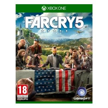 Far Cry 5 Xbox One/Series X S Klucz/kod PL