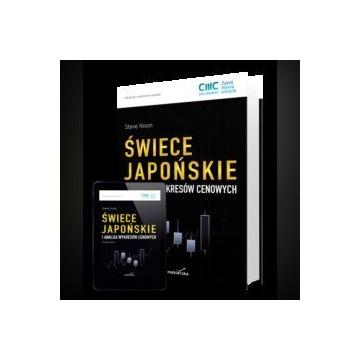 Świece Japońskie   Steve Nison