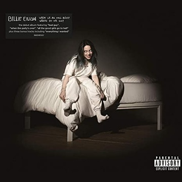 When We All Fall Asleep, Where Do We Go? (CD)