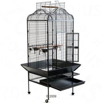 klatka dla papug 81x78x156cm
