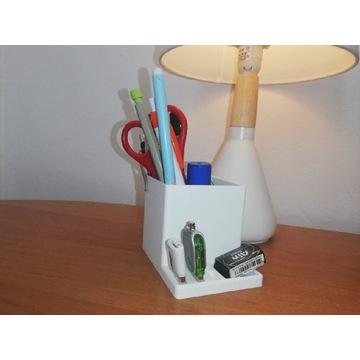 Przybornik na biurko, USB MicroSD