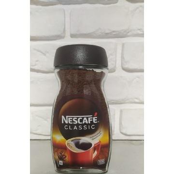 Kawa rozpuszczalna nescafe classic z Niemiec